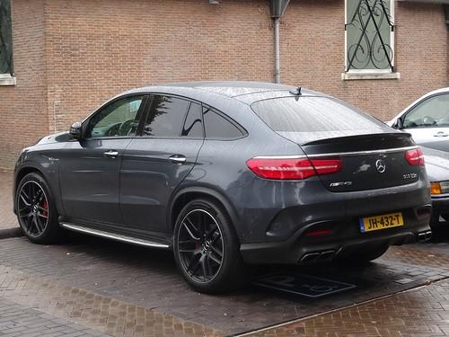 2016 Mercedes-AMG GLE 63 S