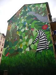 Street art (nilsw) Tags: fotosondag fs171001 konst