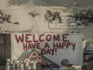 Welcome - Have A Happy Day