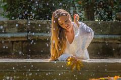 12 agosto 2017 (adrianaaprati) Tags: portrait girl women female poetic magical dream dreaming water drops