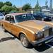 Golden Rolls Royce
