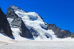 La Nobile Rampa (Roveclimb) Tags: mountain montagna alps alpi ecrins escursionismo hiking france briancon barredesecrines refugedesecrines pramadamecarlie ailefroide pelvoux glacier ghiacciaio ice glacierblanc crevasse crepaccio