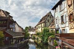 Colmar (Ana★Is) Tags: colmar alsacia francia europa europe rio river france lovely arquitectura alsace