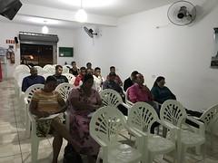 1º Seminário Leis Bíblicas do Sucesso e Prosperidade de Deus - Voto com Sabedoria Divina - 21 de Abril de 2017.