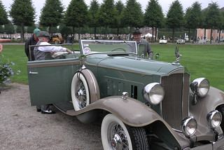 the Packard drivers