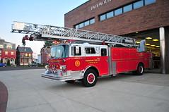 Fairmount Fire Company Ladder 14 (Triborough) Tags: pennsylvania firetruck pa fireengine ladder ffc lansdale montgomerycounty fairmountfirecompany mack cf mackcf ladder14