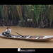 Boat on the river (Mekong)