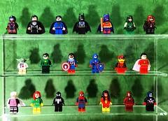 Shadow (@yslego on instagram) Tags: marvel dccomics legosdcc sdcc yslego lego