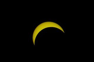 Solar eclipse August  21 2017 - Detroit, MI