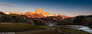 El Chaltén, Los Glaciares NP