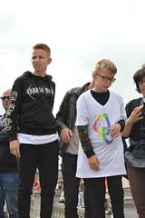 Gay Pride Antwerpen 2017 (O. Herreman) Tags: belgium antwerpen antwerp anvers gay pride 2017 lgbt freedom liberty rights droits homo biseksueel hot young youth sexyboys boys male pride2017 regenboogkleuren regenboogvlag rainbowcolors antwerppride2017 gayprideantwerp gayprideanvers2017 straatfeest streetparty festival fest belgie belgique