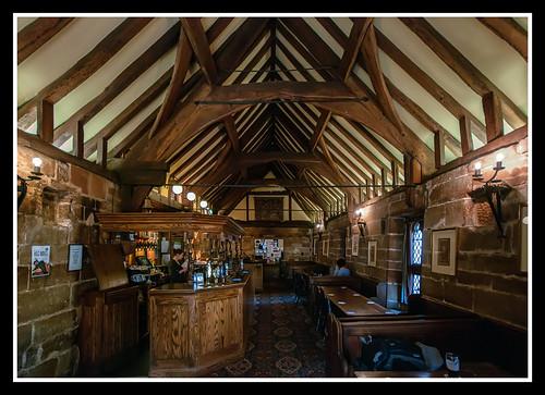 Inside the Abbey 2