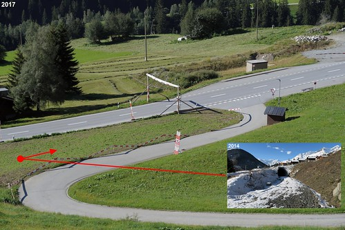 Sedrun/Bugnei - Vanished MGB Tunnel