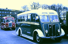 Slide 102-38 (Steve Guess) Tags: crawley west sussex england gb uk historic commercial vehicle club guy vixen albion guernsey motors bus preserved vintage classic 4029 lsv748 sb8155 macconnacher ballachulish gaelicbus ormac