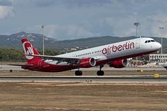 OE-LCH - PMI/LEPA - 11.08.2017 (geraldfischer74) Tags: oelch airberlin fly niki airbus 321 palma de mallorca pmi lepa son san juan