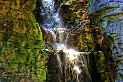 cascade (jenny_pics-60) Tags: paris buttes chaumont cascade 19 parc jardin monument été ballade ruisseau grotte