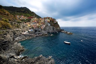 Colors of Manarola