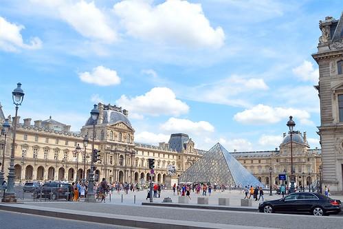 Street Art : Louvre