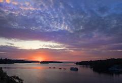 Sunrise (Seoulwoman) Tags: sunrise sioux narrows ontario canada fishing lakeofthewoods