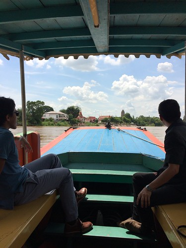Chao Phraya River - Ayutthaya