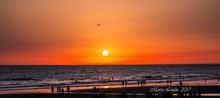 Playa de El buzo. Puerto de Santa María(Cádiz) de día y de noche la fiesta nunca acaba.mi querida España 🇪🇸