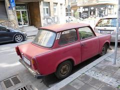 A classical Jugo car