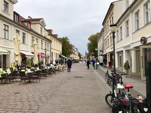 Brandenburg Street, Potsdam, Berlin