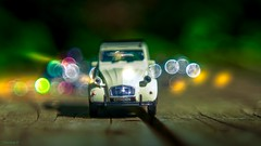 2CV creative (YᗩSᗰIᘉᗴ HᗴᘉS +9 500 000 thx❀) Tags: 2cv citroën toy automobile creative dream macro object bokeh bokehlicious beyondbokeh auto hensyasmine meyer optik trioplan sony sonyilce7 7dwf