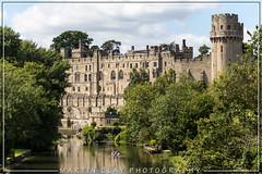 Warwick Castle (GaseousClay1) Tags: warwickcastle warwick castle riveravon river outdoor architecture building watercourse water warwickshire castles avon medievalbuilding rivers history greatbritain england landscape