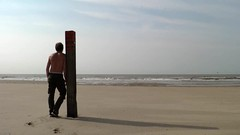 my own way (Mattijn) Tags: musicvideo beach sea sand forest pier september