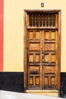 Doors Of Tenerife No. 4
