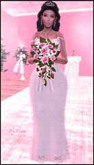 ● 673 (Mɪss Dɪᴀᴢ) Tags: nerido the trunk show ryca phenix runaway hair catwa bento head catya maitreya mesh body secondlife sl fashion style wedding