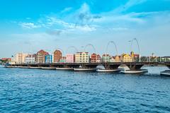 Willemstad Curacao Queen Emma Brücke