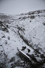 Beyond the wall (Nunù Photography) Tags: snow matera basilicata italia italy winter white