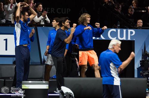 2017 Laver Cup: Match 12