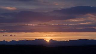 Torridon sunrise (explored 24/8/17)