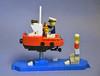 Tug Life (IamKritch) Tags: tugboat lego tug boat sea captain coinoperatedride kiddieride chibi series collectableminifigure 10 ten