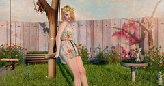 Hide and Seek (Duchess Flux) Tags: n21 uber sanarae collabor88 kustom9 pocketgacha arcade zenith entwined mudskin catwa lepoppycock blackbantam vibes meshindia secondspaces secondlife sl shinyshabby aviglam whimsical labaguette