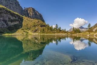 *Lago d'Efra*