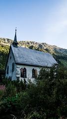 Anglikanische Kapelle Gletsch