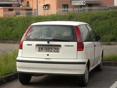 Fiat Punto TD 70 ELX 1997 (LorenzoSSC) Tags: fiat punto td 70 elx 1997