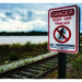 Danger - Keep off Tracks