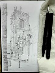 A church in York city centre