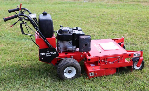 "Gravely Pro 36"" Self-propelled Walk-behind Mower ($525.00)"