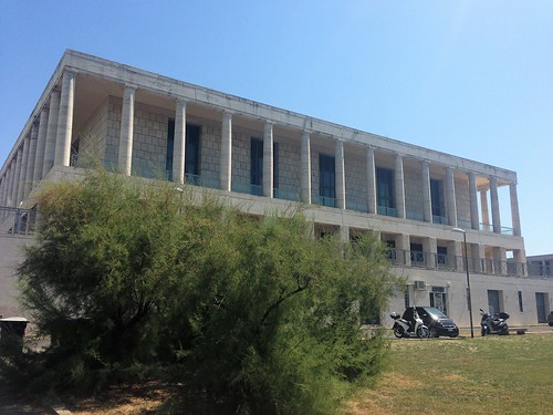 State Central Archives building, EUR, Rome
