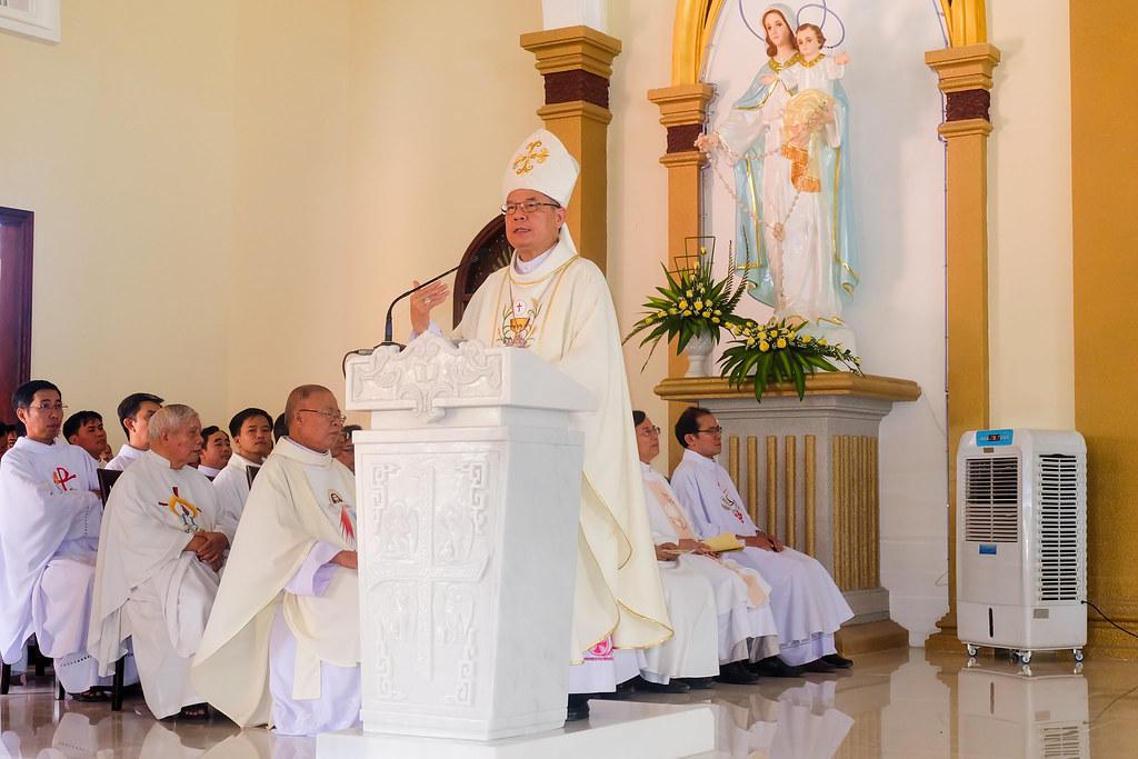 Thánh lễ tạ ơn khánh thành nhà thờ Hòa Cường – Giáo phận Đà Nẵng - Ảnh minh hoạ 23