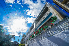 DSC00931 (Damir Govorcin Photography) Tags: architecture natural light watsons bay sydney wide angle sky clouds zeiss 1635mm sony a7rii street