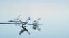Parent and child entering roost. (HIromi Kano) Tags: kurihara miyagi japan animal izunuma wildbird wildlife swan whooperswan water lake eaafp ramsarconvention nature 日本 伊豆沼 宮城県 栗原市 ハクチョウ 白鳥 自然 野鳥