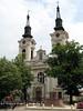 Church in Sremski Karlovci