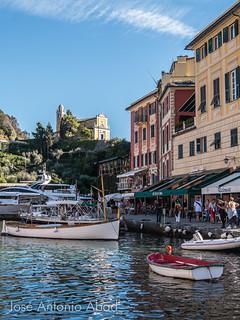Portofino, Genova, Italia